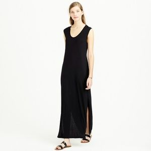 J Crew Tall Maxi Tank Dress Size Small